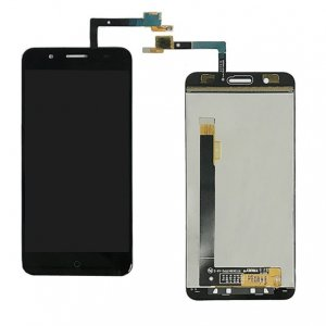 Replace / Repair Your Broken Screen Using using this parts of Zte Blade A2 Plus Display Broken Damaged Screen Replacement black