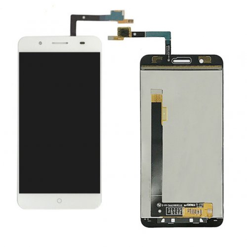 Replace / Repair Your Broken Screen Using using this parts of Zte Blade A2 Plus Display Broken Damaged Screen Replacement White