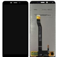Want to repair my screen of LCD Display for Xiaomi Redmi 6A, Xiaomi Redmi 6 with Touch Screen Replacement Combo Folder Assembly - Black