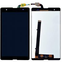 Replace your LCD Display for YU Yureka Note YU6000 with Touch Screen Replacement Combo Folder Assembly - Black