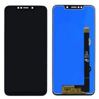 Replace Buy LCD Display for Wiko View 3 View3, LG W10, Micromax Infinity N11, Micromax Infinity N12 with Touch Screen Replacement Combo Folder Assembly - Black