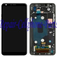 LCD Display with Touch Screen Combo Folder Glass Replacement for LG Q Stylus Plus Stylus+