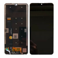LCD Display with Touch Screen Combo Folder Glass Replacement for Lenovo Z5s L78071