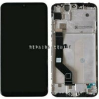 LCD Display with Touch Screen Combo Folder Glass Replacement for Mi Play